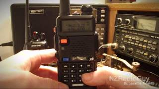 How to program Frequencies into Channels on a Baofeng UV-5R(How to program Frequencies into Channels on a Baofeng UV-5R. Video by NZRadioGuy., 2013-08-22T23:49:47.000Z)
