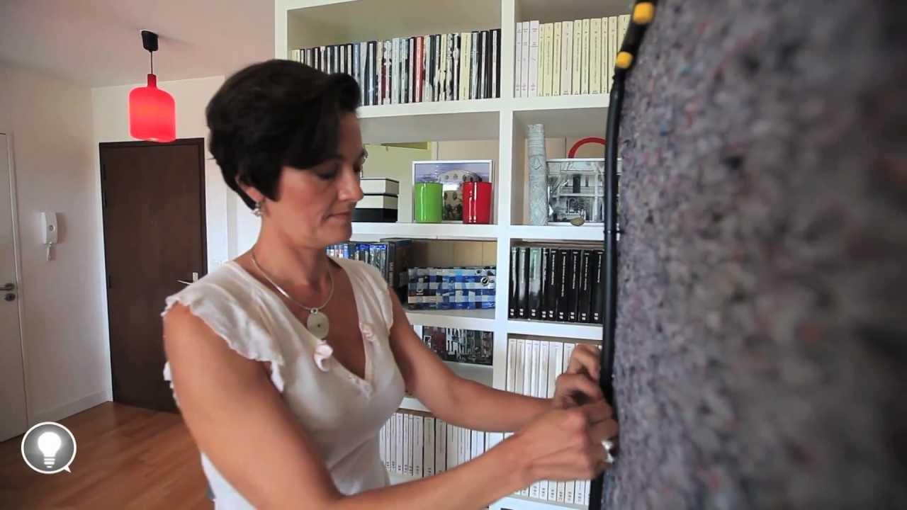 réaliser son mur végétal chez soi ! - youtube