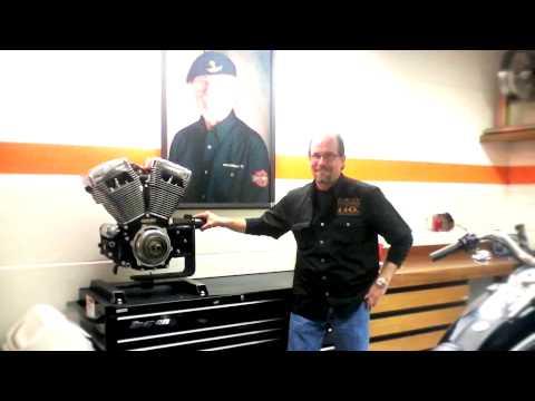 Tarado Por Moto Coleciona 15 Harley-Davidsons E é O Mais Antigo Motociclista Em Atividade