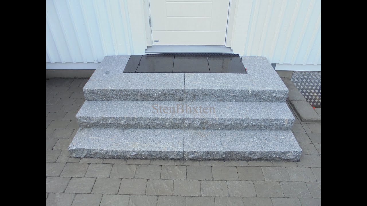 marksten & granit & mursten& trappsten - YouTube : kapa marksten : Inredning