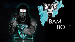 Bam Bhole song - ANGRY Roman Reigns mode   #WWE