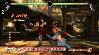 Mortal Kombat Walkthrough