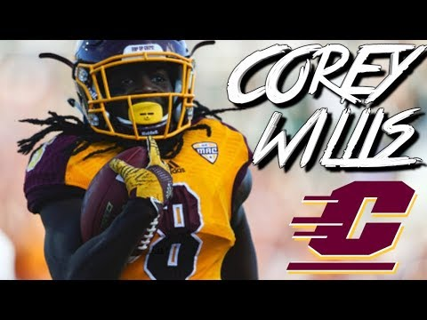Corey Willis    Official Central Michigan Highlights ᴴᴰ