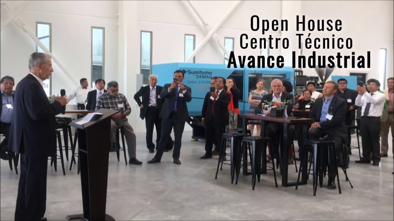 PT Mexico - Open House Avance Industrial