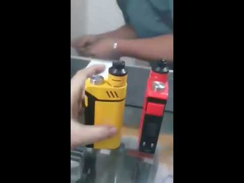iJoy RDTA Box Mod Kit Screen & LED Light Problem