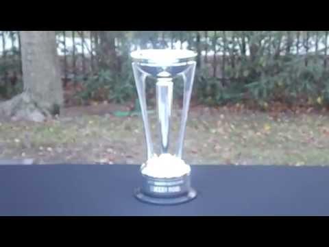 SoccerBowl 2015 .. Cosmos vs Ottawa Fury .. The Soccer Bowl Trophy