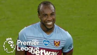 Michail Antonio slides West Ham into the lead   Premier League   NBC Sports