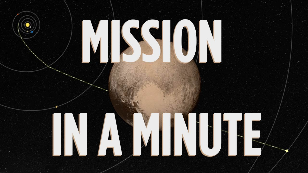 the-mission-to-pluto-in-1-minute