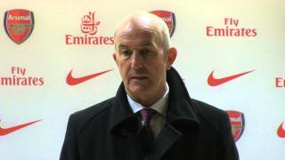 Tony Pulis: Poor defending cost us against Arsenal