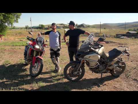 Big Adventure Motorcycles Comparison Test from Colorado