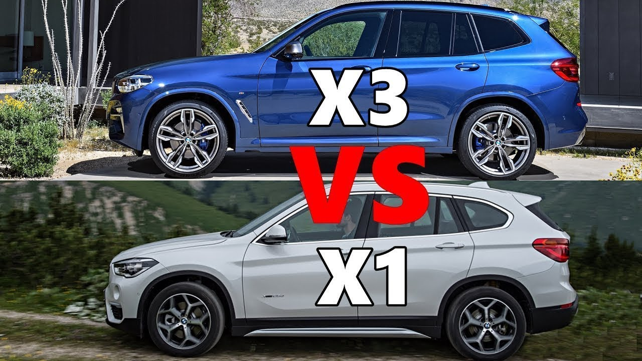 Look For Comparison Bmw X3 2018 Vs X1 That Has Not Been Revealed