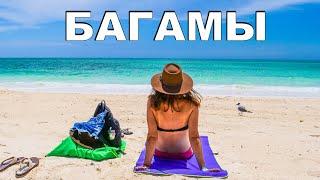 Багамы и начало большого путешествия по США на машине, круиз на лайнере / Кругосветное путешествие.