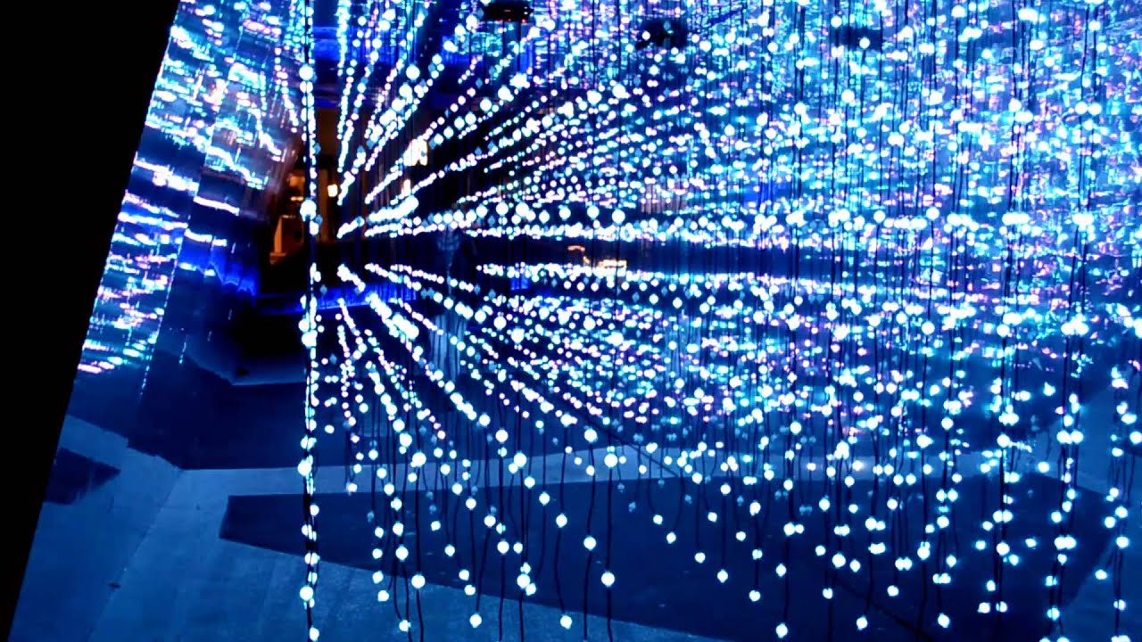 Light Walk Project   An Interactive Lighting Installation   YouTube