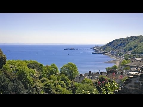 Trip to Swansea : Bay Townhill Marina Beach Mumbles Travel G