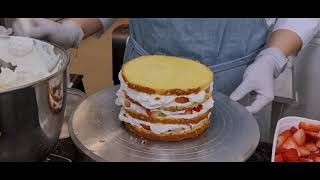 키친에이드 반죽기 & 수제 케이크