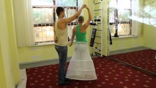 Постановка свадебного танца (тренировка)(Отработка первого свадебного танца в Центре