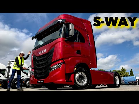 New IVECO S-WAY 460 Full Tour Exterior & Interior