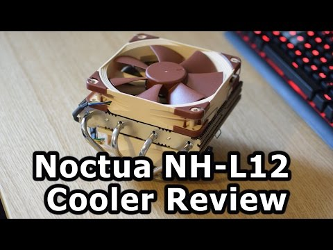 Noctua NH-L12 CPU Cooler Review