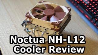 Noctua NH-L12 CPU Cooler Review