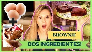 BROWNIE ESPECTACULAR-SIN HARINA!! | Sólo DOS INGREDIENTES | sin gluten 🌟