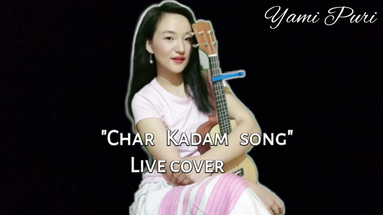 Char Kadam Live cover|Yami Puri|
