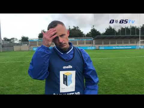 Ballyboden St Endas Manager Joe Fortune speaks to DubsTV after Dublin Senior A Final defeat