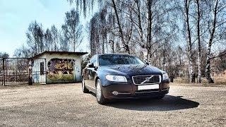 Volvo S80 (Вольво С80) тест-драйв.Обзор. Посмотрим.
