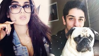 sssniperwolf car crash bashurverse vs leafy faze rug brawadis dog youtuber sued