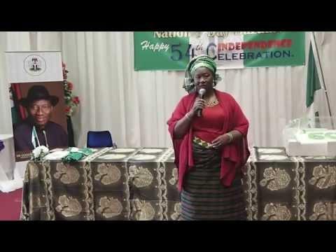 2014 National Day Bazaar By Nigerian Embassy Ireland