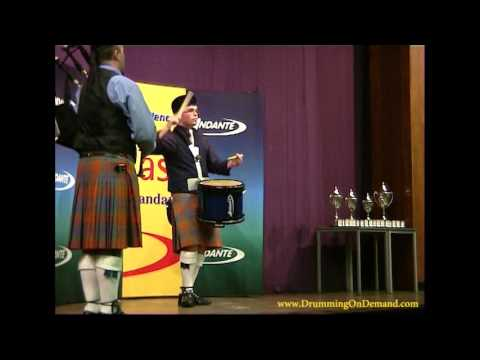 Steven McWhirter - WSDC 2005 - Hornpipe & Jig