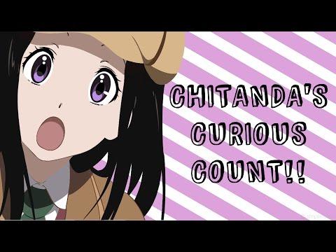 Hyouka : Chitanda's Curious Count!!