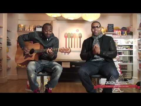 Janice Long Presents - Eric Roberson - Borrow You (Scandinavian Kitchen Sessions)