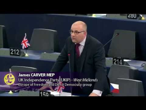 Dealing with the humanitarian crises largely caused by European leaders - James Carver MEP