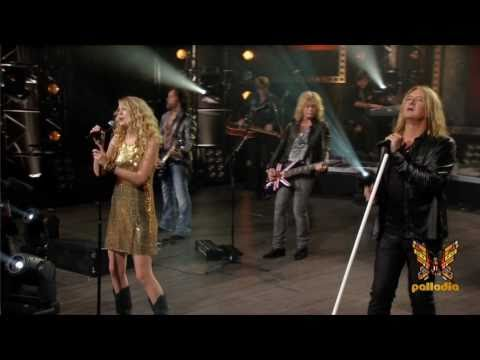 When Love & Hate Collide (Live) Def Leppard & Taylor Swift