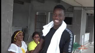 Lundi Sport | Tennis : Coulibaly Eliakim entre passion et études