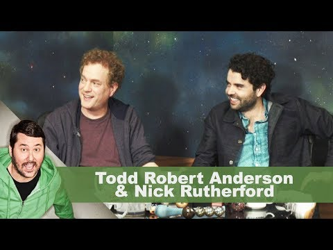 Todd Robert Anderson & Nick Rutherford  Getting Doug with High