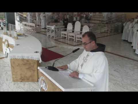 P. Marinko comunica la nomina del Visitatore Apostolico per la Parrocchia di Medjugorje
