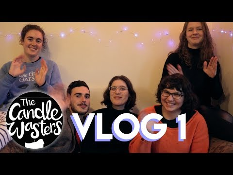 Vlog 1: Travelling the Globe! | The Candle Wasters