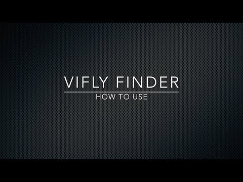 VIFLY Finder Drone Buzzer - How to Use