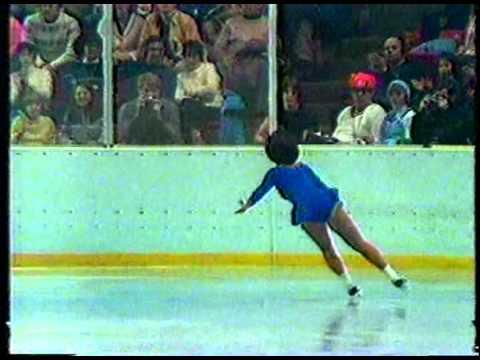 渡部絵美さんの演技 (レイクプラシッド五輪1980) Emi Watanabe