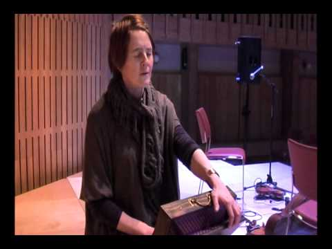 Karine Polwart. The Lullaby Project at the Howard Assembly Room