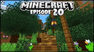 The Minecraft Terrain Enhancement Project! | Python Plays Minecraft Survival [Episode 20]