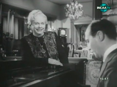 Cine Argentino  LOS ÁRBOLES MUEREN DE PIE  1951  Amalia Sánchez Ariño, A. García Buhr  INCAATV