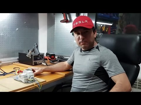 Tutorial Construir cargador EV Sencillo / DIY EV Charger