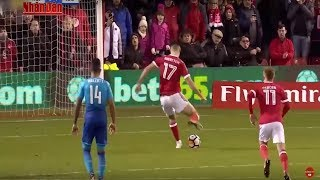 Tin Thể Thao 24h Hôm Nay (19h - 8/1): Arsenal Thua Sấp Mặt Nottingham, Ngày Wenger Ra Đi Sắp Đến ?