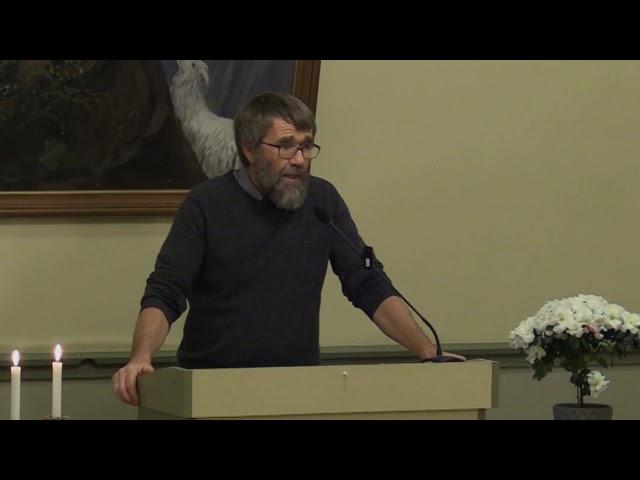 2020-01-11 Johannes Kleppa: (5/6) Våg å stå som Daniel - og Jeremia!
