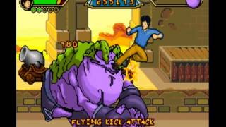 Walkthrough Jackie Chan Adventures(gba)3rd and last try! - 3 / 10