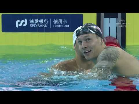 Men's 100m Freestyle final Hangzhou 2018