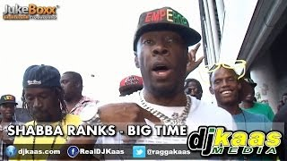 Shabba Ranks - Big Time (June 2014) Greatest Creation Riddim - Juke Boxx Productions | Dancehall