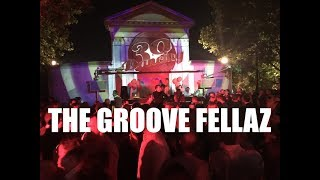 The Groove Fellaz@30 Dancing